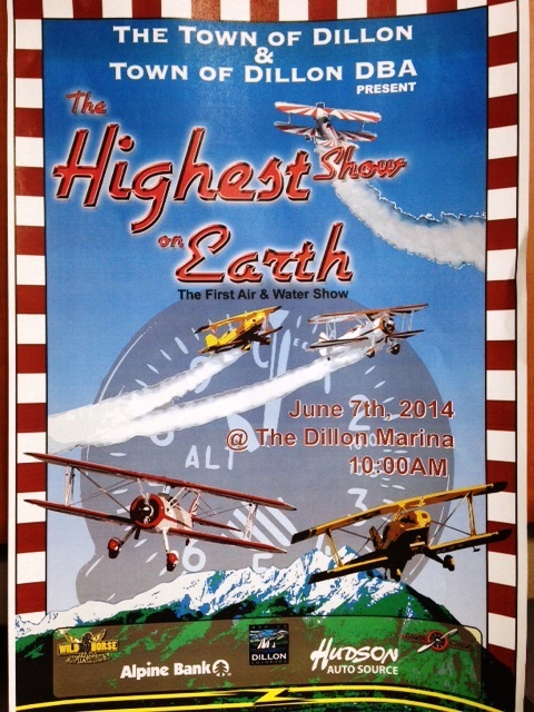 Air & Water Show | Events | Dillon, CO