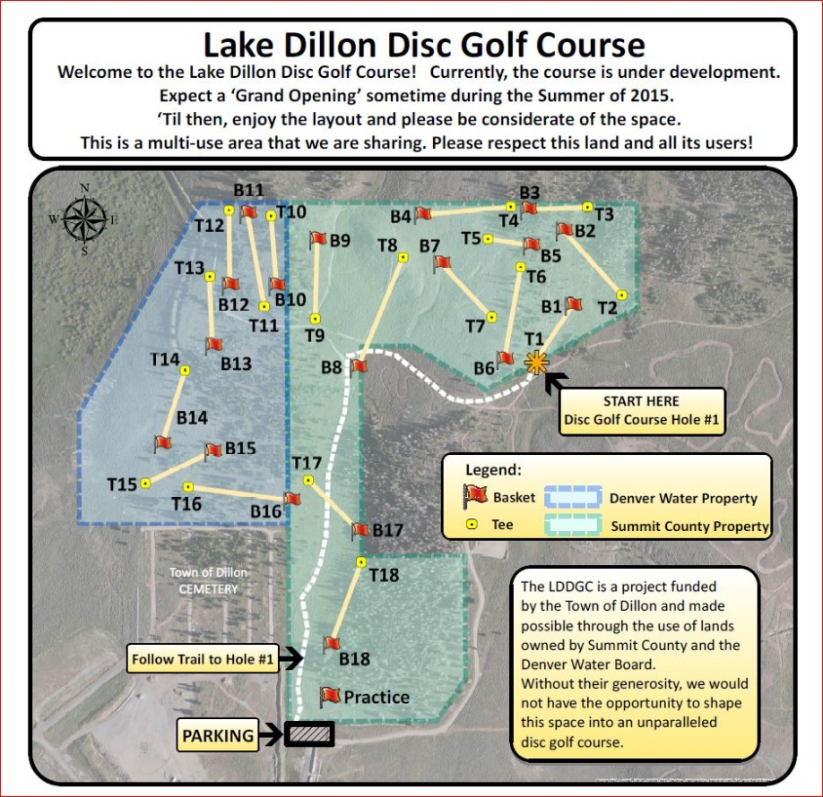 Dillon Disc Golf