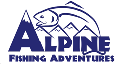 Alpine Fishing Adventures Logo