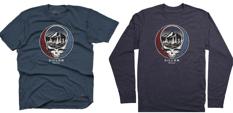 Mens SS Tee.Steal Your Face copy
